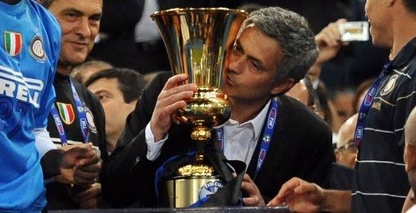 Mou Coppa Italia