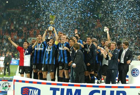 5 Coppa Italia