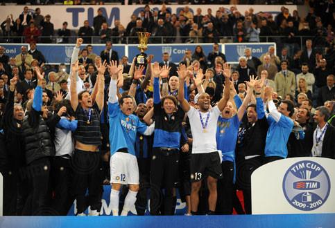 6 Coppa Italia