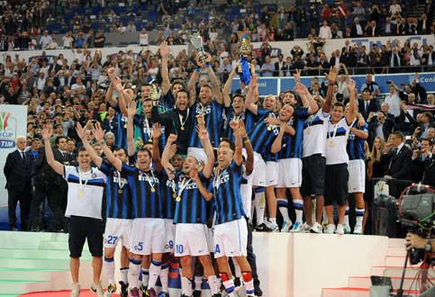 7 Coppa Italia