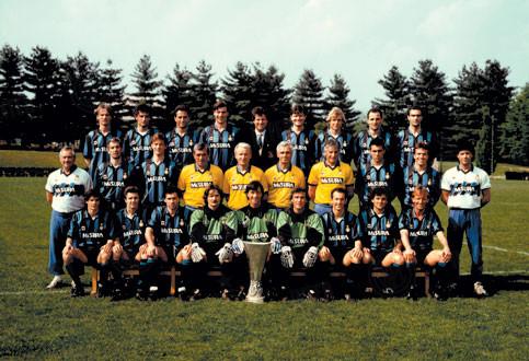 1 Coppa Uefa