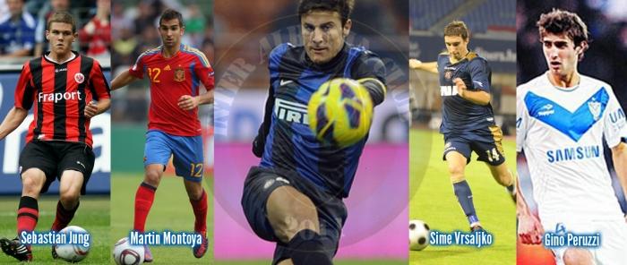 """""""Zanetti i Ri"""": Kater lojtare ne liste"""