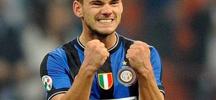#110Inter – Snajperi i pagabueshëm Wesley Sneijder