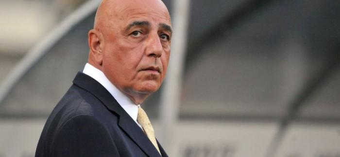 """Galliani: """"Jemi larguar nga Silvestre. Sot me Interin…"""""""