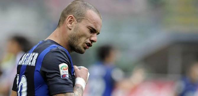 Sneijder: Interi donte te me shkaterronte. Aty gjera te pahijshme…