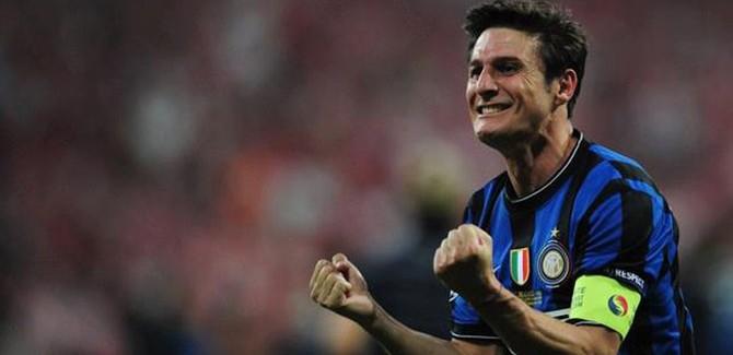 Zanetti, Inter po pregatit festen e lamtumires.