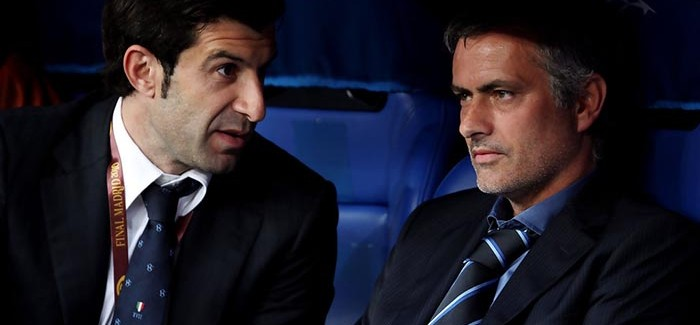 """Figo: """"Mourinho eshte si Zoti. Nuk mund t'u pelqeje te gjitheve."""""""