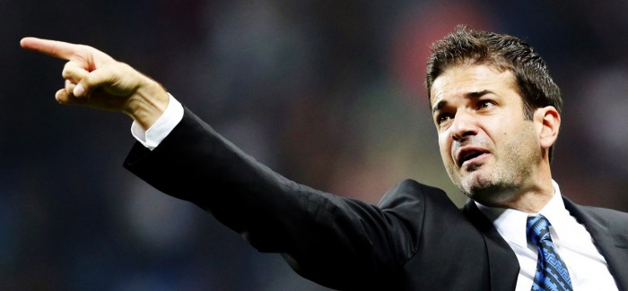 "Stramaccioni: ""Inter do luftoje per Champions. Pioli? Zgjedhje e mencur""."