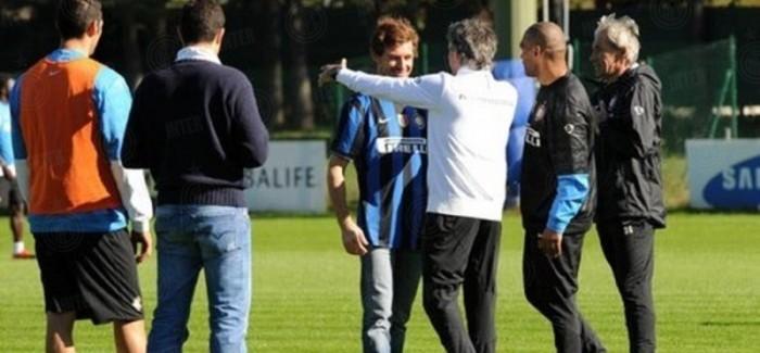"""Villas-Boas zbulon: """"Interin e lash per nje motiv. Me Mourinhon.."""""""