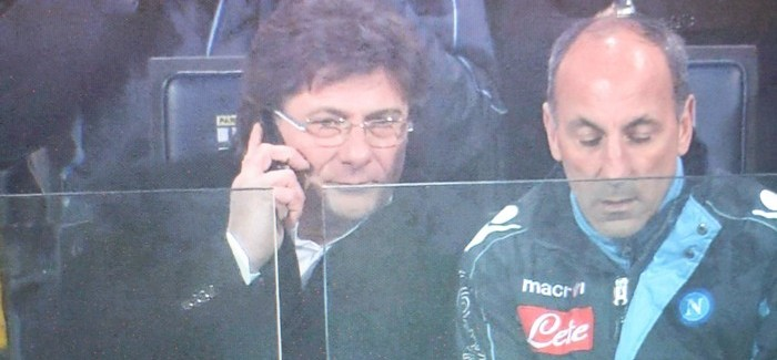 "Papale (Perg. i portiereve): ""Handa eshte super. Une dhe Mazzarri…"""