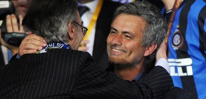 """Mourinho: """"Moratti, pasioni do te jete i njejte. Shtepia ime…"""""""