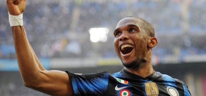 Eto'o tek Inter? Nuk ka dy pa tre…