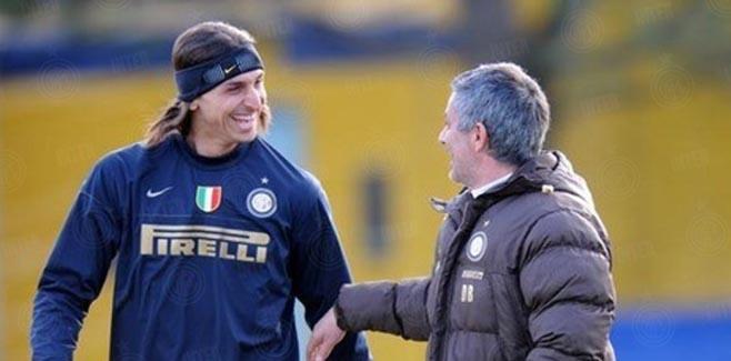 """Ibrahimovic kujton Mourinhon tek Interi: """"Ja pse eshte special ai njeri. Kur erdhi tek Interi…"""""""