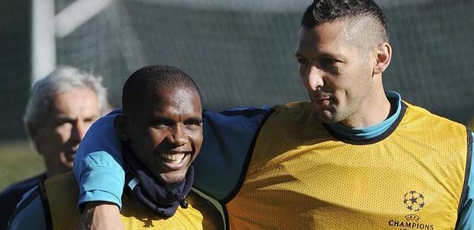 """Matrix: """"Eto'o perseri tek Inter, do te ishte nje enderr."""""""