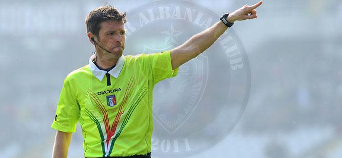 Parma-Inter, drejtuesi i ndeshjes i besohet Rocchi-t te Firences