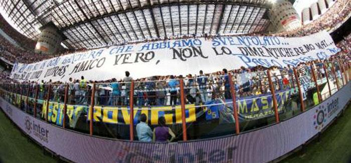 """Inter, ndeshja e Curva Nord. """"Nuk do te na keni kurre ashtu sic deshironi ju…"""""""