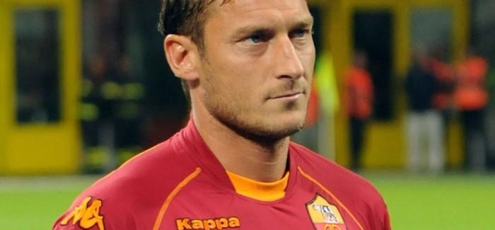 """Totti: """"Morati person i vertete, besnik, i ndershem. Gezon stimen edhe te atyre qe nuk jane me…"""""""