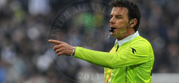 Inter-Hellas Verona, drejtuesi i ndeshjes do te jete Celi i Campobasso.