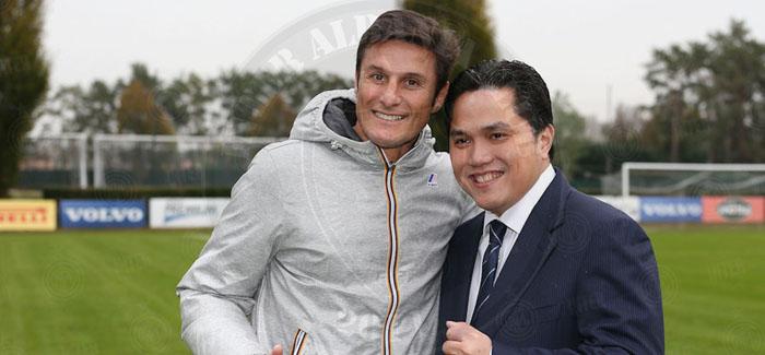 """Thohir: """"Zanetti? Duhet te studioje. Fitimet 260 mln, sulmues dhe anesore. Modeli Real…"""""""