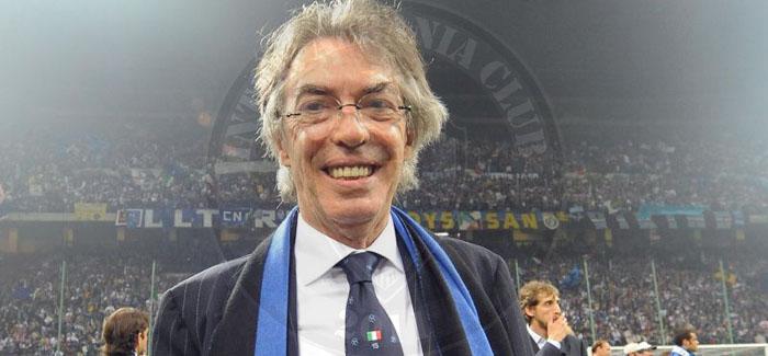 """Moratti: """"Wolfsburgu nuk na frikëson, fundamentalë Palacio-Icardi dhe tifozët. Besoj! Mancini, Guarin dhe Shaq…"""""""