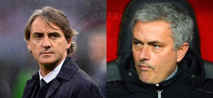 Mancini-Mourinho, me ke jeni?