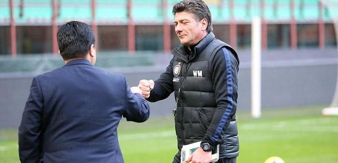 """ZYRTARE – Inter dhe Walter Mazzarri se bashku deri ne 30 qershor 2016. """"Do te coj Interin ku e meriton"""""""