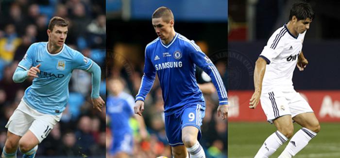 """Thohir: """"Do te marrim nje sulmues"""". Dzeko i perzgjedhuri, Torres i sigurte, Morata rasti i duhur. Profilet e secilit dhe shifrat"""