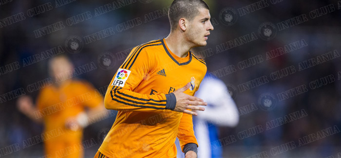 Real Madrid ne bisedime me agjentin e Morata. Por mundesite per rinovim sot nuk jane konkrete