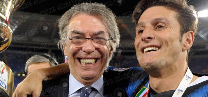 "Moratti: ""Zanetti me mua do te ishte president! Tashme do e bejne…"""