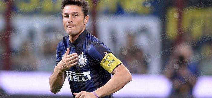 Javier Zanetti sot do te luaje si sulmues qendre ndaj Realit. Nderkohe pas disa oresh ai…