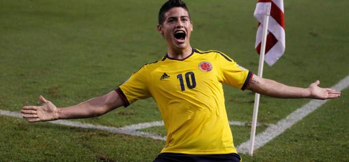 Sport Illustrated – James Rodriguez, Inter gati te ofronte 85 milion euro. Kolumbiani refuzoj…