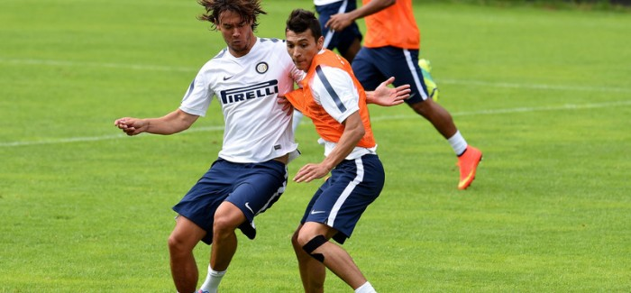 "Krhin: ""Kur te therret Inter, nuk mund te mendohesh dy here."" Berni: ""Shpresoj te vjedh dicka nga Handa"""