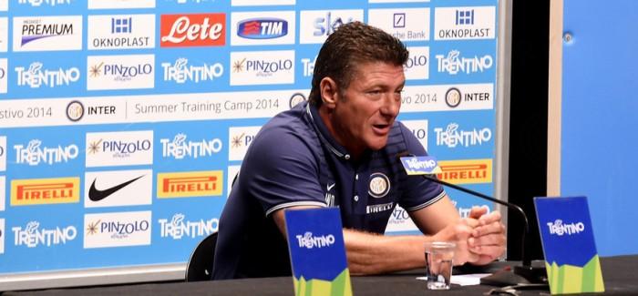 "Mazzarri: ""Dua nje skuader qe nuk dorezohet kurre. Ranocchia kapiteni ideal, tani ta tregoje. Rolando…"""