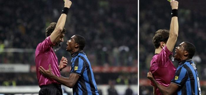 Fiorentina-Inter, ja tek rikthehet Tagliavento. Nga prangat e Mou deri tek Vidal…
