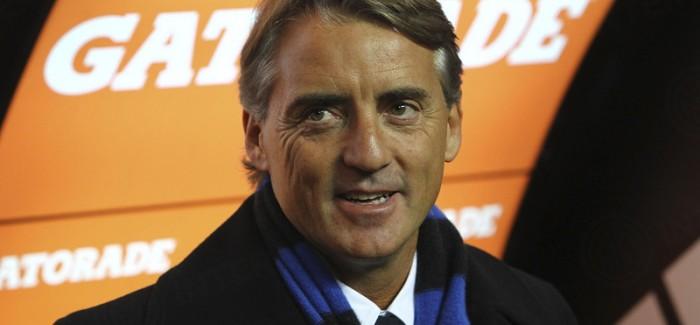 """Mancini: """"I kenaqur nga fitorja dhe rezultati. Ne veshtiresi sepse…"""""""