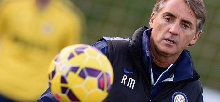 """Mancini: """"50 vjec? Shpresoj qe djemte te me bejne nje dhurate…"""""""