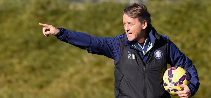 Derby, ja formacioni i mundshem i Interit te pare te Mancinit: M'Vila + Kuz por edhe 'all in' mbi Guarin!