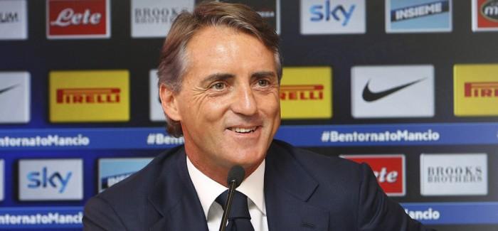 """Mancini: """"Do flas me drejtuesit kete jave. Interi eshte i gatshem per gjithcka ne merkato…"""""""
