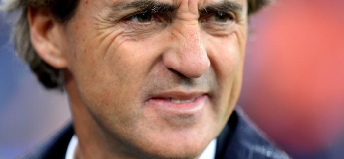 Mancini, ripërtërirja e kontratës e lidhur me rezultatet. Në tetor…