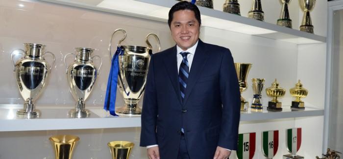 Jave Milaneze per Erick Thohir: Napoli, Moratti dhe Udinese. Presidenti zikalter…