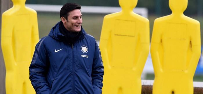 """Zanetti: """"Moratti nuk kthehet, ai eshte pjese e Interit qe do jete gjithmone i madh. Ndersa Mancio…"""""""