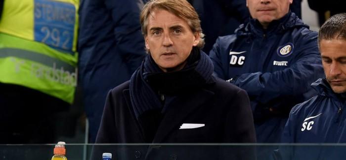 """Mancini: """"Sot me mire se ne Udine, por fitorja eshte e rendesishme. Handa? Nuk eshte e thene qe largohet. Icardi dhe Kovacic…"""""""