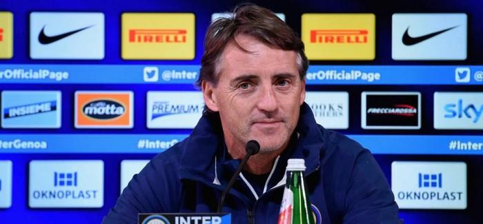 """Mancini: """"Cassano? Nuk kemi folur. Te perqendruar per gjera te tjera. Ndjek Rhodolfo…"""""""