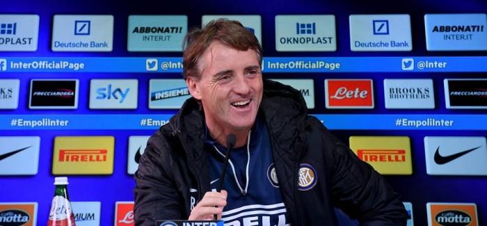 """Mancini: """"Kovacic do te permiresohet dite pas dite. M'Vila-Osvaldo, do te gjejme nje zgjidhje…"""""""