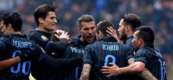 NOTAT: Vidic dominues por Guarin eshte madheshtor. Mancini, nje futboll i ri…