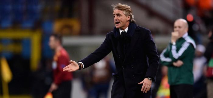 """Mancini: """"Mire tre piket, por dua me shume. Mourinho…"""""""