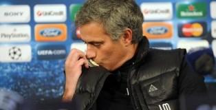 Mourinho puth bluzen