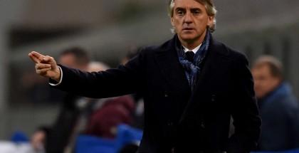 Mancini ne ndeshjen kunder Palermos