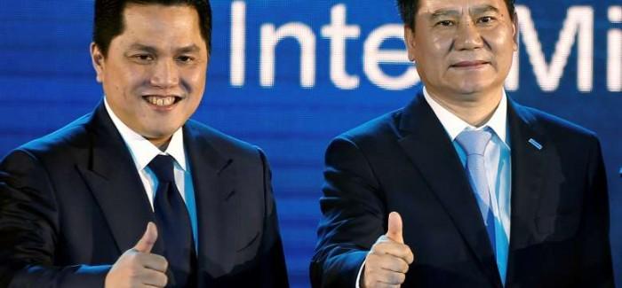 Gazzetta – Zhang dhe Thohir ne Milano: flitet per rinovimet!