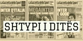 "SHTYPI I DITES –  ""Zgjatet ne kohe rinovimi i Icardit. Nderkohe zbulohet emri i fondit…"" (17 Janar 2019)"